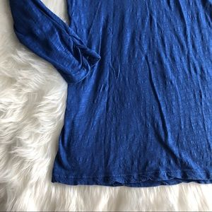 Lucky Brand Tops - 🍋3/$15🍋 Lucky Brand • Blue Knit Top